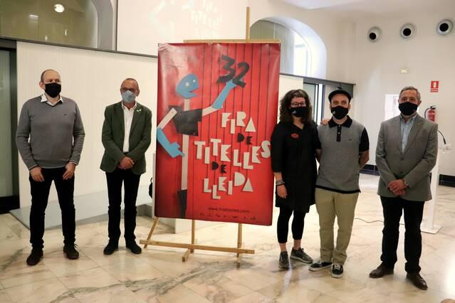 La 32a edició de la Fira de Titelles de Lleida apostarà majoritàriament pel format presencial adaptat a les restriccions