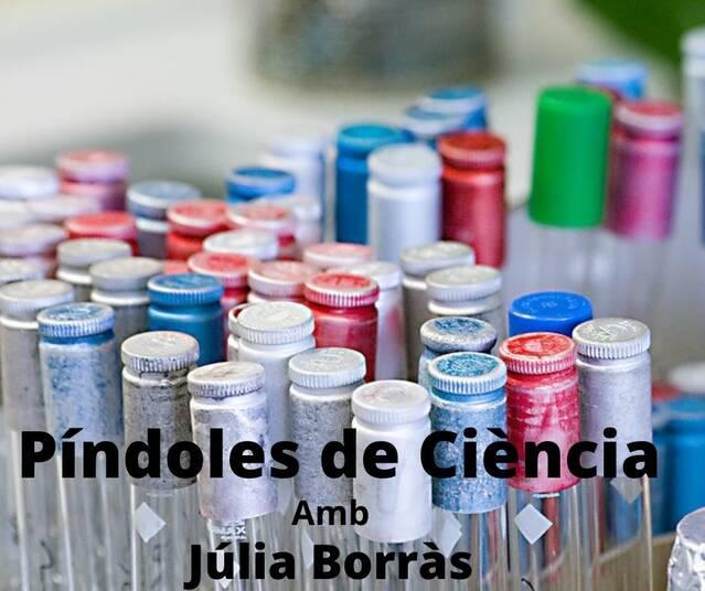La ciència qui la fa?  Julia Borras - Robòtica