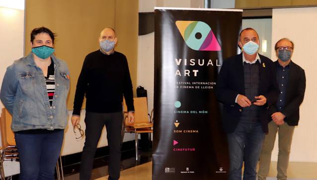 La Diputació de Lleida i l'IEI doten amb 5.000€ el premi a la millor pel·lícula catalana del nou Visual Art Festival Internacional de Cinema de Lleida