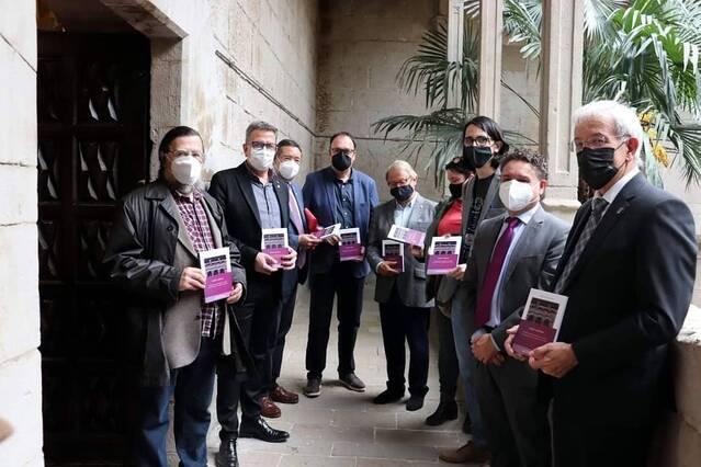 La Diputació s'implica en la recuperació de la diada de Sant Jordi a Lleida