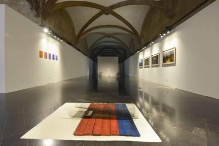 La Gòtika de l'IEI acull l'exposició 'Els cicles dels temps', de Ferran Lega, guanyador de la segona Biennal Larva