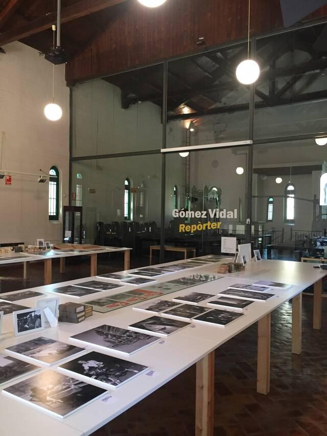 La primera exposició monogràfica dedicada al fotògraf Josep Gómez Vidal viatja a la Pobla de Segur, la seva localitat natal