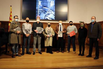 L'Aula Magna de l'IEI acull la presentació del número 49-50 de la revista 'Arts' que arriba als 30 anys de trajectòria