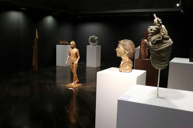 L'Espai iX de l'Institut d'Estudis Ilerdencs projecta l'exposició de la 16è Premi Internacional de Belles Arts Sant Jordi