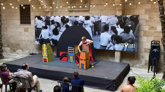 L'Institut d'Estudis Ilerdencs continua de Festa Major amb les propostes de Nopatiskos Teatre i A Kontra Korrent