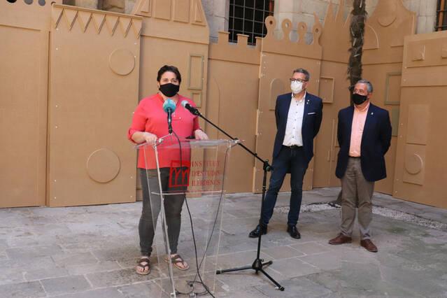 L'Institut d'Estudis Ilerdencs convertirà el Pati en un envelat per obrir-se a la ciutadania amb la seva Festa Major