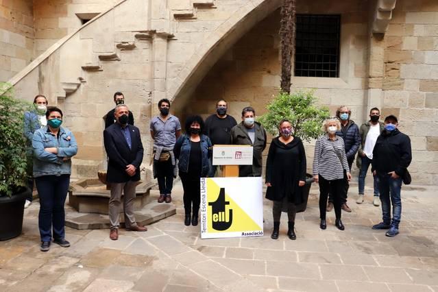 L'Institut d'Estudis Ilerdencs impulsa el Catàleg Tardor a Escena per reactivar el sector cultural en poblacions de menys de 3.000 habitants