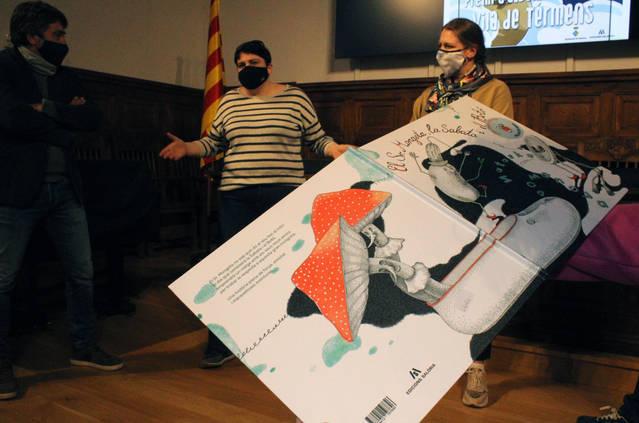 Oberta la segona edició del Premi d'Àlbum Il·lustrat Vila de Térmens amb el suport de l'Institut d'Estudis Ilerdencs
