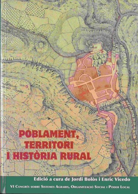 Poblament, territori i història rural