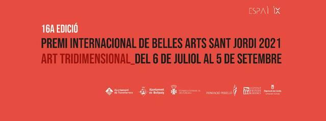 Premi Internacional de Belles Arts Sant Jordi 16ed