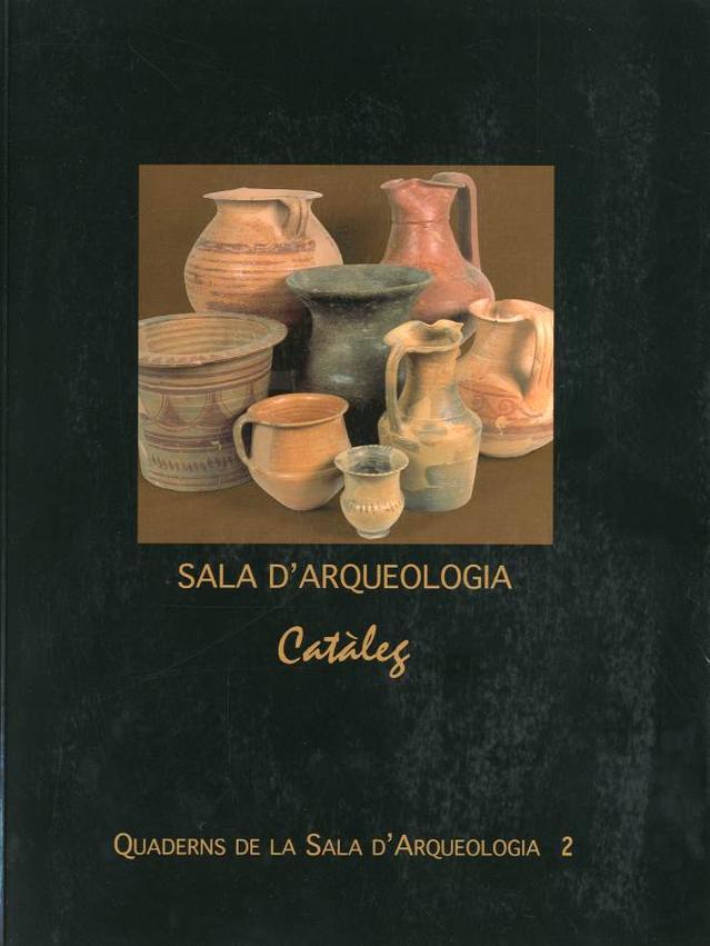Sala d'Arqueologia [Catàleg]