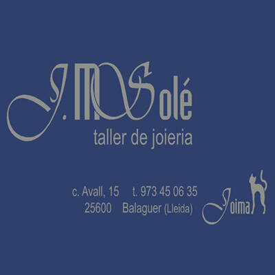 JM Solé - Taller De Joieria