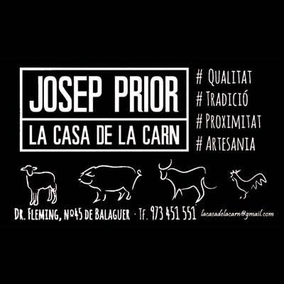 Josep Prior - La Casa De La Carn