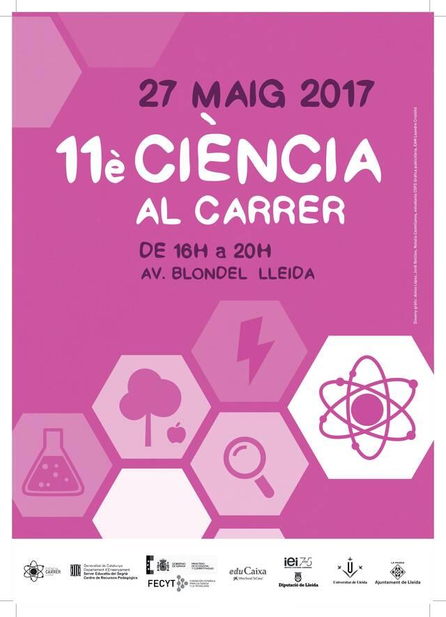 11è Ciència al Carrer