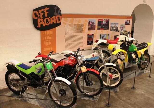 Barcelona ja té un museu de la Moto