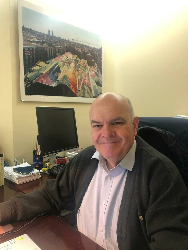 Entrevista al President de la FCVH al diari digital La Clau